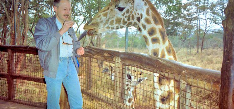 African Fund for Endangered Wildlife (Kenya) Ltd. - Giraffe Centre2