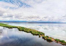 托素湖-德令哈