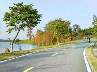 Songshan Lake Cycling