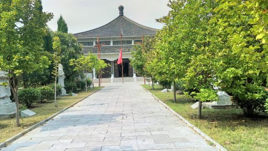 Sun Bin Memorial Hall