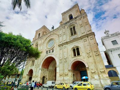 New Cathedral (Catedral de la Immaculada)