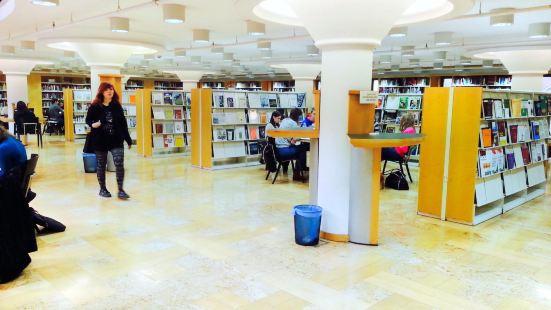 Metropolitan Ervin Szabó Library
