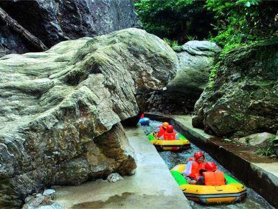 Lianyun Mountain Xiagu Drift