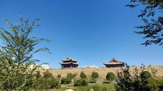 巴里坤古城