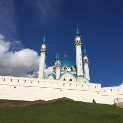 카잔 크렘린 여행 사진