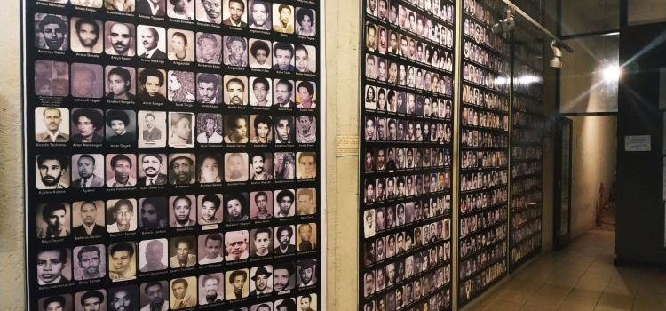 The 'Red Terror' Martyrs' Memorial Museum
