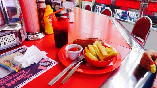 Ed's Easy Diner - Soho