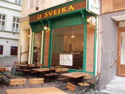 Restaurace U Svejka
