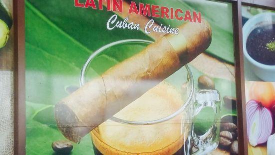 Latin American Cuban Cuisine