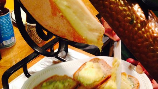 Wine & Cheese Raclette
