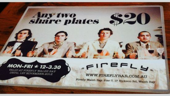 Firefly Bar & Dining