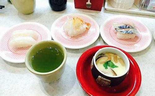 Kappa Sushi Sendai Nakanosakae