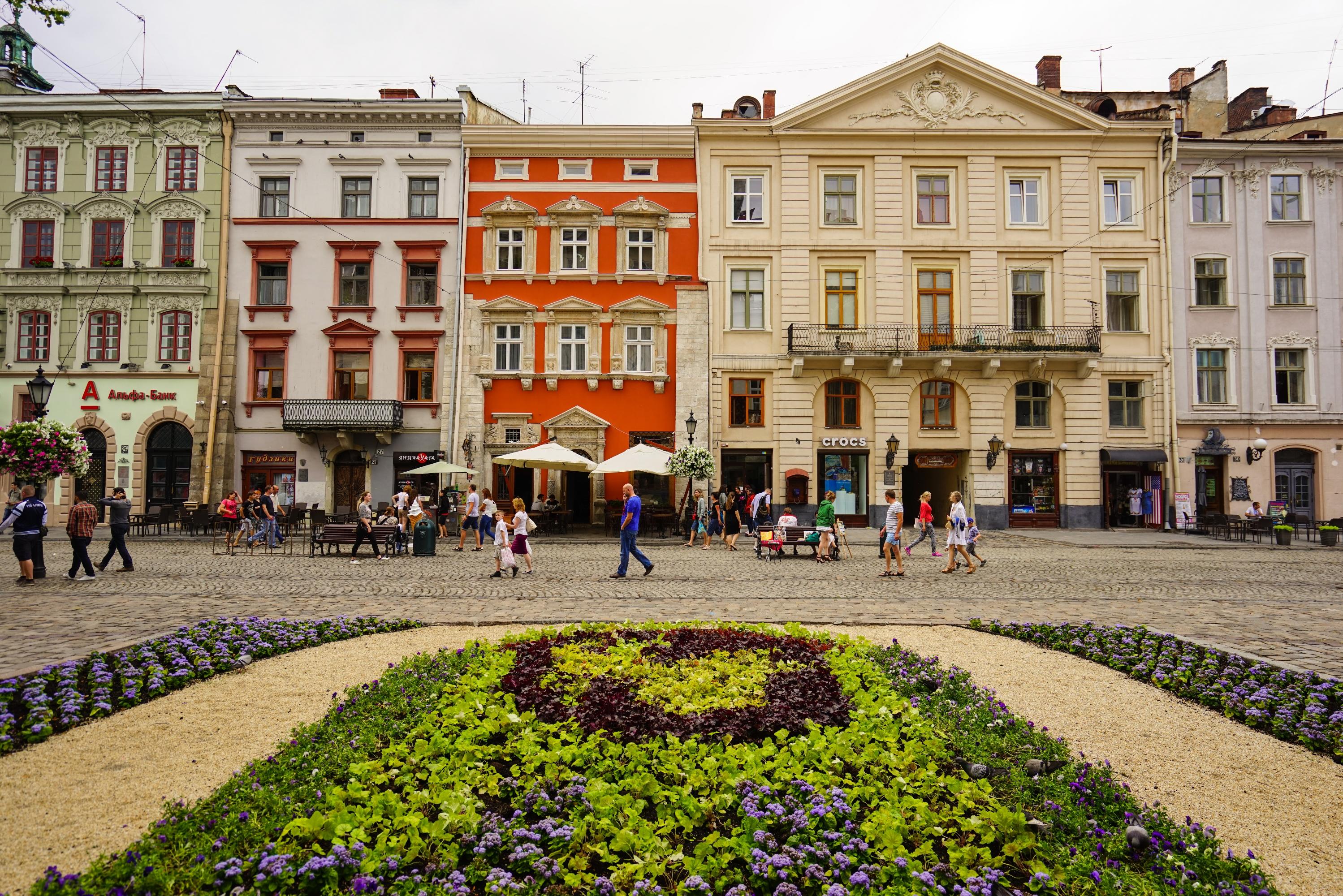 利沃夫市集廣場