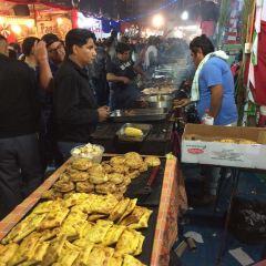 Baquedano Street User Photo