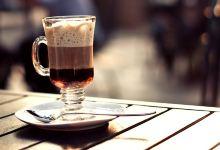 都柏林美食图片-爱尔兰咖啡