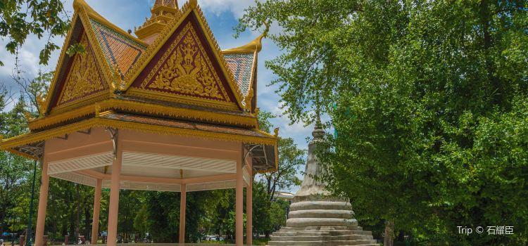 Wat Phnom1