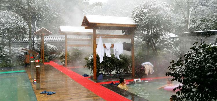Emei Mountain Source Hot Spring1