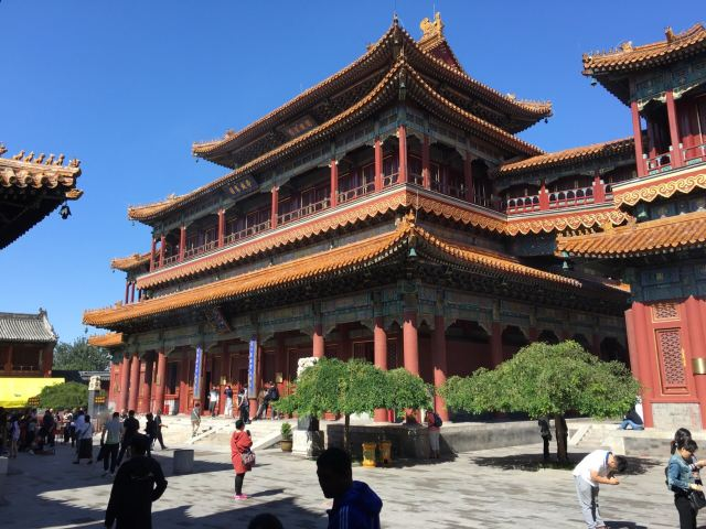 Yonghe Temple