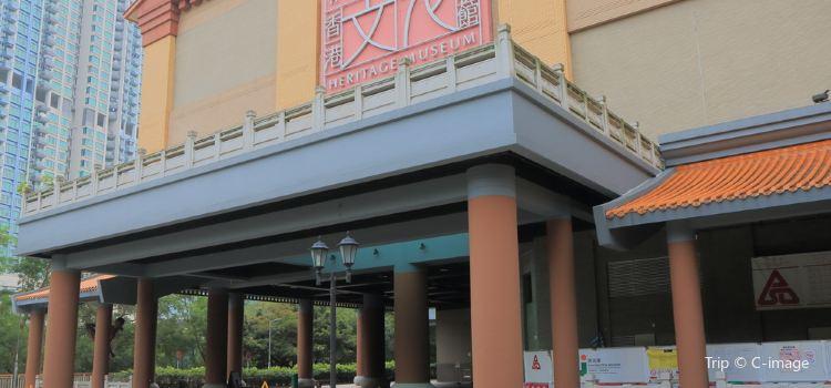 香港文化博物館3