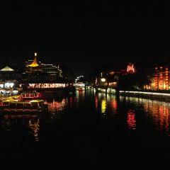 푸즈먀오친화이허 관광지(부자묘진회하 관광지) 여행 사진