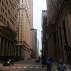 시카고 보드 오브 트레이드 빌딩 여행 사진