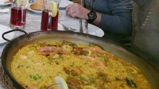 Restaurante Parc Guell