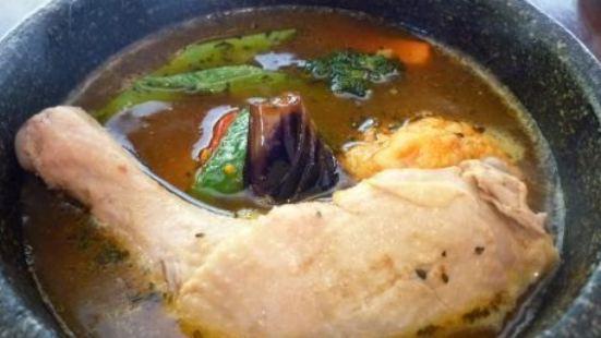 Restaurant The Soup
