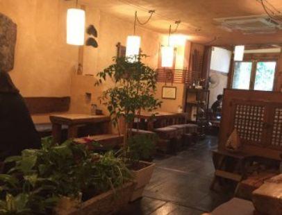 Insadong Traditional Pub
