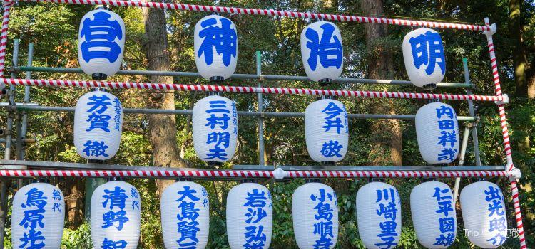 Meiji Jingu2