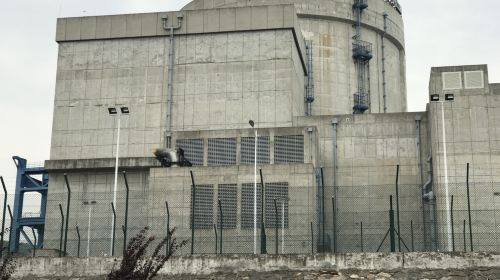 秦山核電站