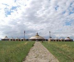 몽고한청 여행 사진