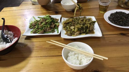 海南澄邁縣大豐鎮小鎮餐館