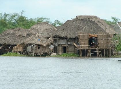 Lagune de Cotonou