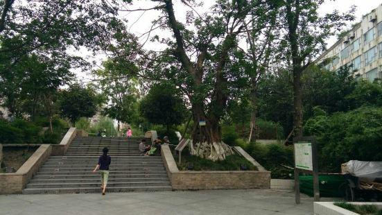 Shahe Three-arch Ancient Bridge Park (Northwest Gate)