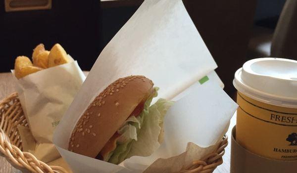 Freshness Burger天神商店1