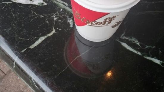 Biscoff Coffee Corner