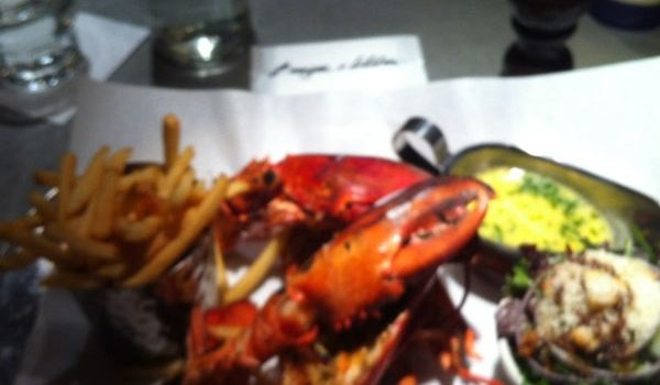 Burger & Lobster(Soho)2