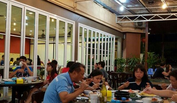 Sembulan Lobster Restaurant