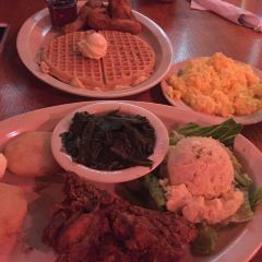 Roscoe's House of Chicken & Waffles (好萊塢店)用戶圖片