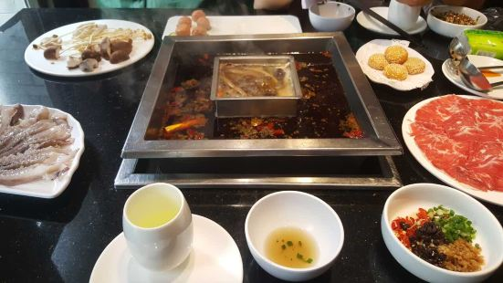 滿江紅火鍋(高水店)