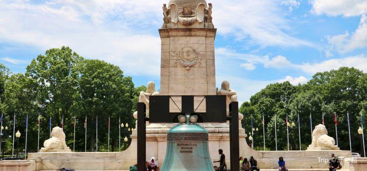 Columbus Memorial Fountain1