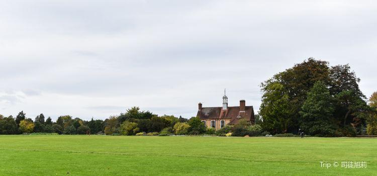 Oxford University Parks2
