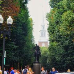 Statue of Paul Revere用戶圖片