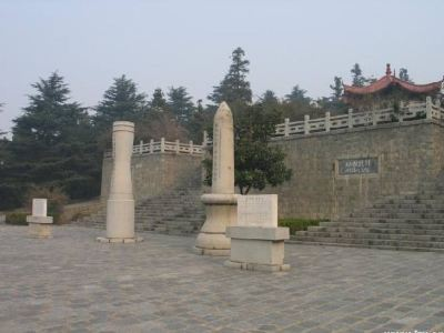 安峰山烈士陵園
