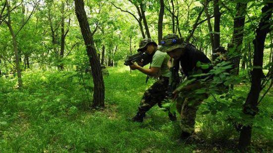 錦州特種兵真人CS拓展中心基地二(錦州部隊廢棄營房)