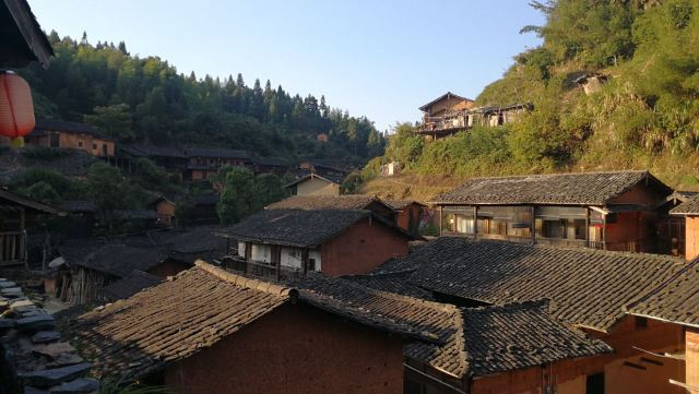 Dingwu (Rooftop) Ridge