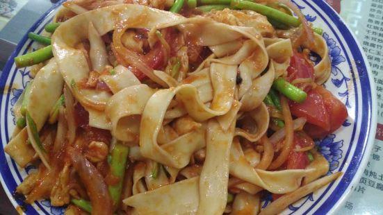 中國蘭州牛肉麵