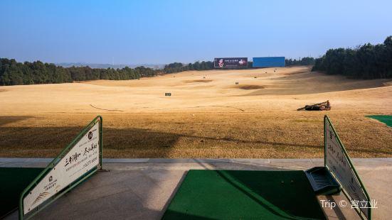 合肥紫蓬灣國際高爾夫俱樂部