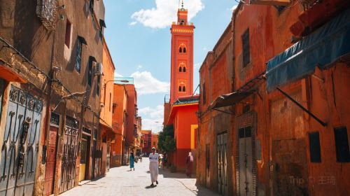 馬拉喀什老城