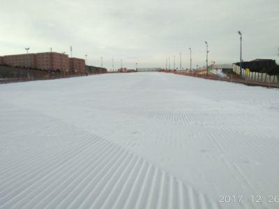 白鹿原滑雪場